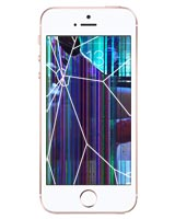 iPhone SE 1st Generation Repairs: Glass & LCD Assembly Replacement Service White