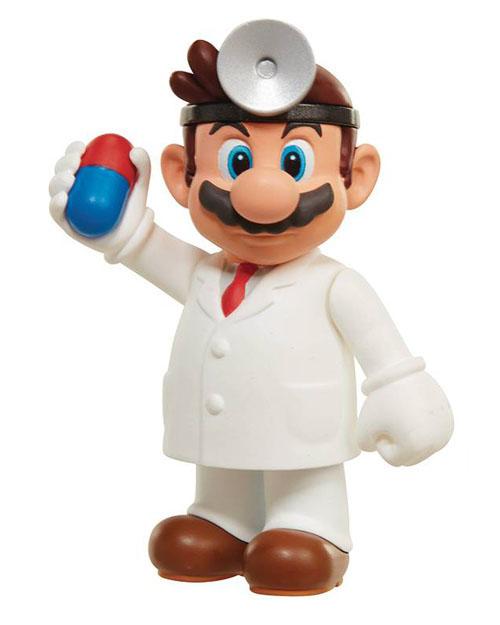 Nintendo 2.5 Inch Figure Dr. Mario