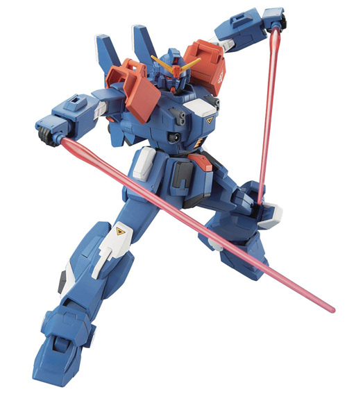 Mobile Suit Gundam: Blue Destiny Unit 2 Exam HG 1/144 Model Kit