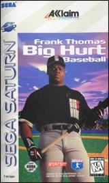 Frank Thomas Big Hurt Baseball