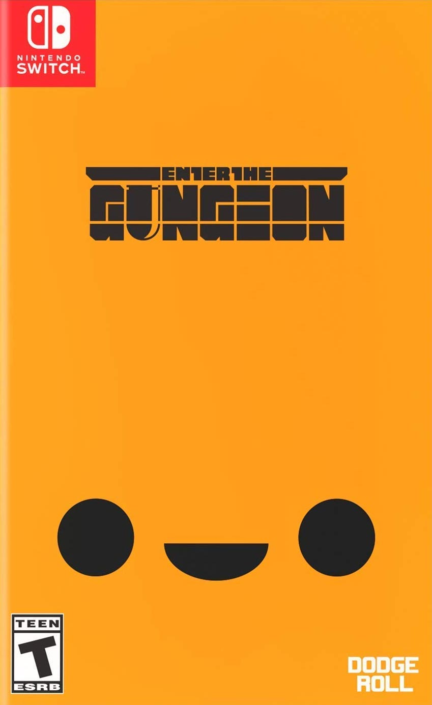 Enter the Gungeon: Deluxe Edition