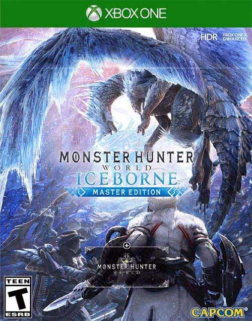 Monster Hunter: World Iceborne Master Edition