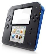 Nintendo 2DS Electric Blue Refurbished System - Grade A