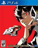 Persona 5 Royal: Steelbook Launch Edition