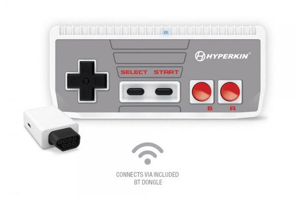 NES Cadet Premium Wireless Bluetooth Controller Hyperkin extra img