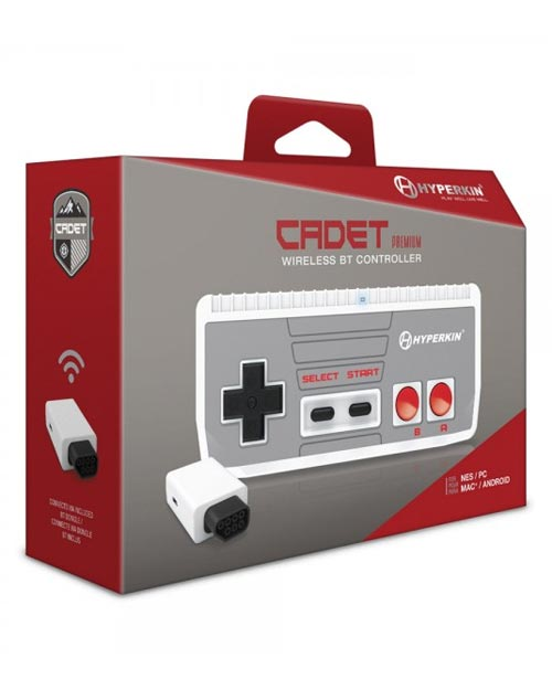 NES Cadet Premium Wireless Bluetooth Controller
