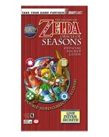 Legend of Zelda: Oracle of Seasons & Oracle of Ages Official Pocket Guide