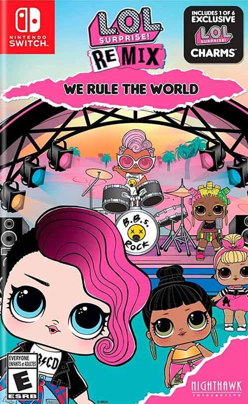 LOL Surprise! Remix: We Rule the World