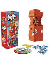 Jenga Super Mario Edition