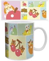 Animal Crossing Grid 11oz Mug