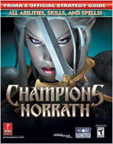 Champions of Norrath Offical Strategy Guide