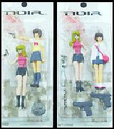 Noir Cell Phone Strap 2-Pack