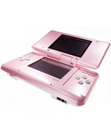 Nintendo DS Candy Pink