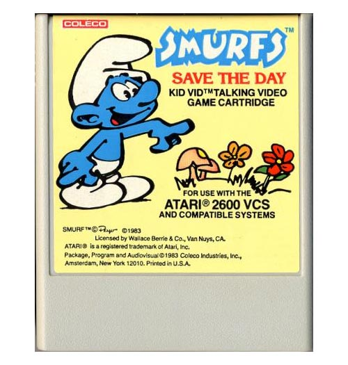 Smurfs Save the Day