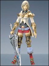 Final Fantasy XII Play Arts Ashe Action Figure