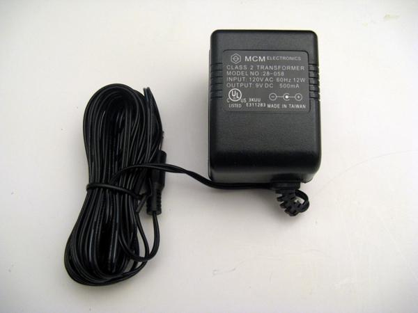 Atari 7800 AC Adapter
