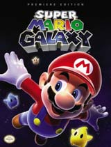 Super Mario Galaxy Premiere Edition Strategy Guide