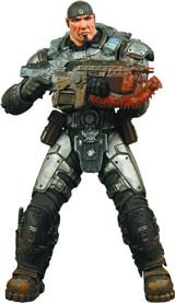 Gears of War: Marcus Fenix 12 Inch Action Figure with Sound