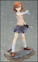 To Aru Majutsu No Index: Mikoto Misaka Statue