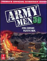 Army Men 3D Official Strategy Guide Book