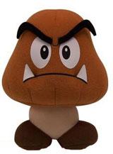 Super Mario 6 Inch Goomba Plush