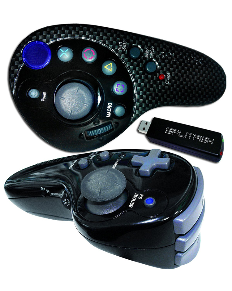 PS3 Dual SFX Evolution Wireless Controller