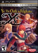 Ys: The Oath in Felghana Premium Edition