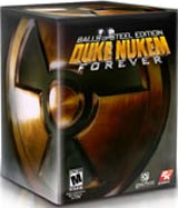 Duke Nukem Forever Balls of Steel Edition