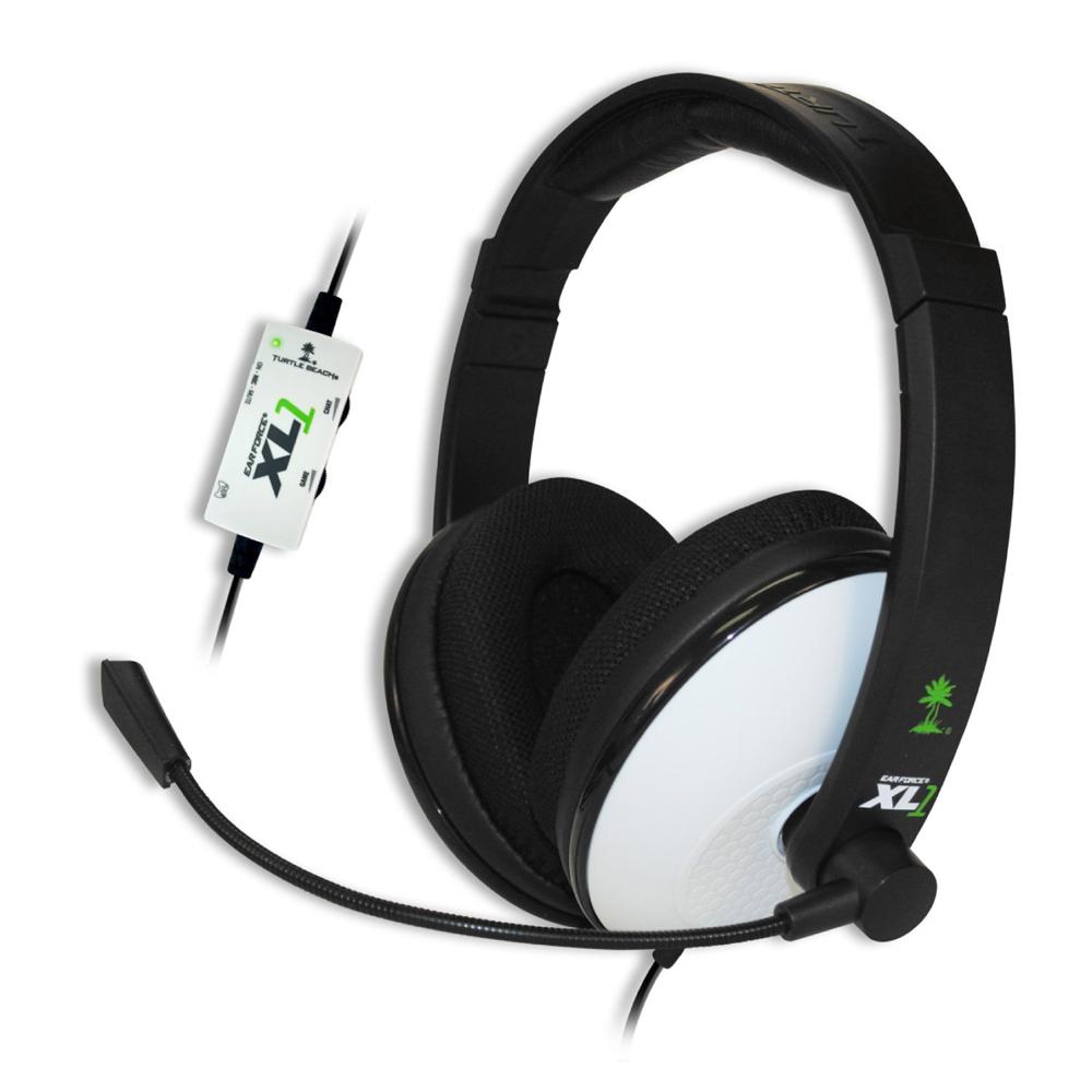 Xbox 360 Turtle Beach Ear Force XL1 Gaming Headset