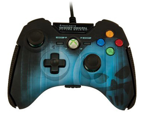 Xbox 360 Ghost Recon: Future Soldier Pro Wired GamePad