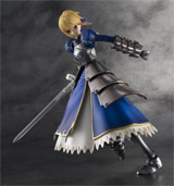 Fate/Zero: Saber Chogokin Action Figure