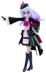 Aquarion Evol: Crea Drosera EX Model PVC Figure