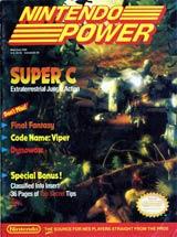 Nintendo Power Volume 12 Super C
