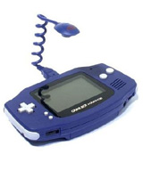 Game Boy Advance Worm Light