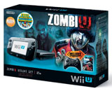 Nintendo Wii U ZombiU Deluxe Set Limited Edition Bundle