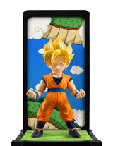 Dragon Ball Z Super Saiyan Son Goku Tamashii Buddies Figure
