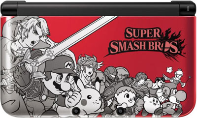 SSB4 3DS XL