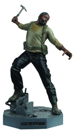 Walking Dead Figure Mag #6 Tyreese Williams