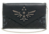 Legend of Zelda Skyward Sword Quilted Envelope with Chain Wallet