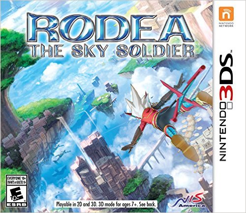 Rodea the Sky Soldier Launch Edition