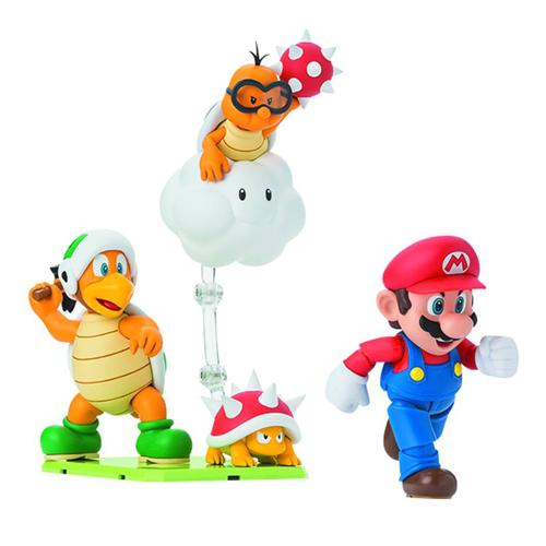 Super Mario Bros Diorama Playset E S.H. Figuarts