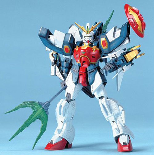 Gundam Wing Altron 1/100 Scale HG Model Kit