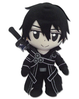 Sword Art Online Kirito 9 Inch Plush
