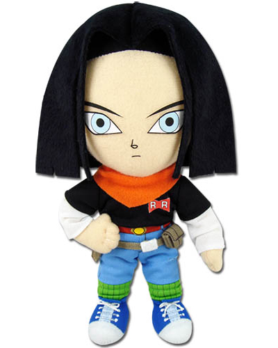 Dragon Ball Z Android 17 8 Inch Plush