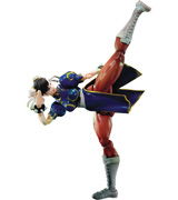 Street Fighter V Chun-Li S.H.Figuarts Action Figure