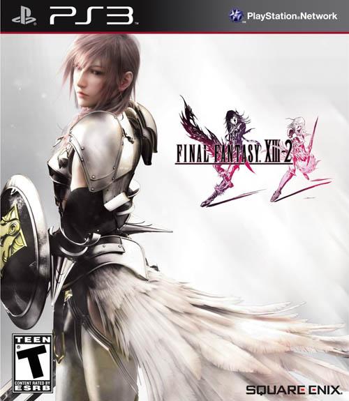 Final Fantasy XIII-2 Limited Edition