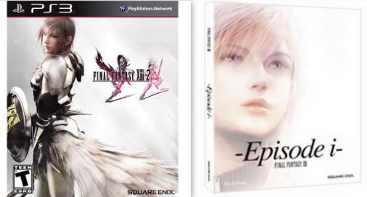 Final Fantasy 13-2 LE