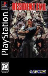 Resident Evil Long Box Version