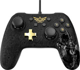 Nintendo Switch Wired Controller Plus: Zelda Breath of the Wild