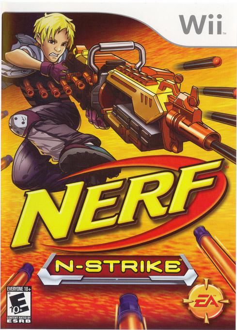 Nerf-N-Strike Game Only